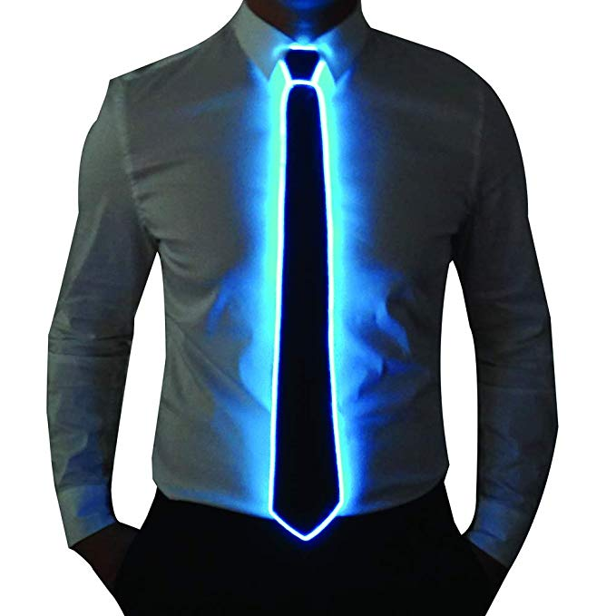 LED Light Up Ties
